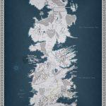 No Spoilers] Westeros Map : Gameofthrones   Printable Map Of Westeros