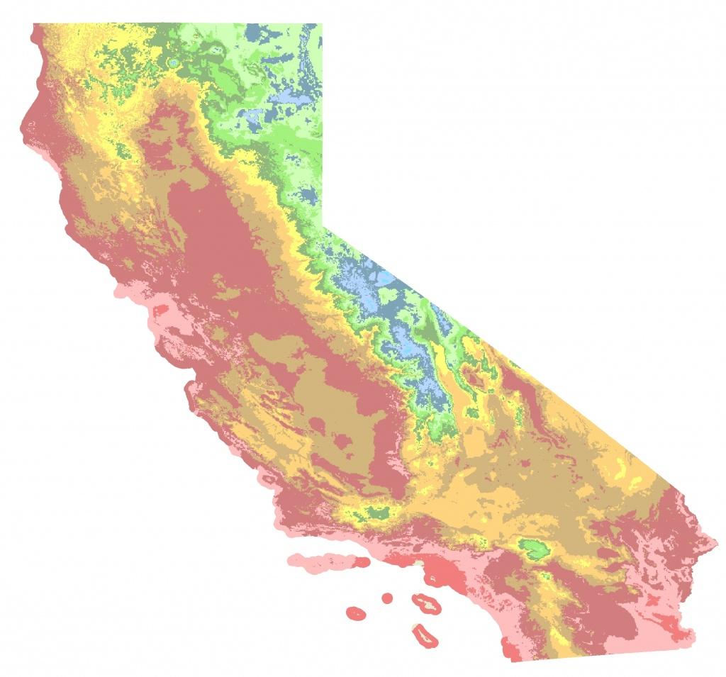 North California Plant Hardiness California State Map Garden Zone In - California Hardiness Zone Map