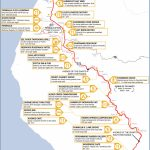 Northern California Highway 1 Road Trip Guide – Avenue Of The Giants California Map