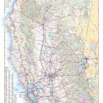 Northern California Recreation Wall Map — Benchmark Maps   Northern California Wall Map