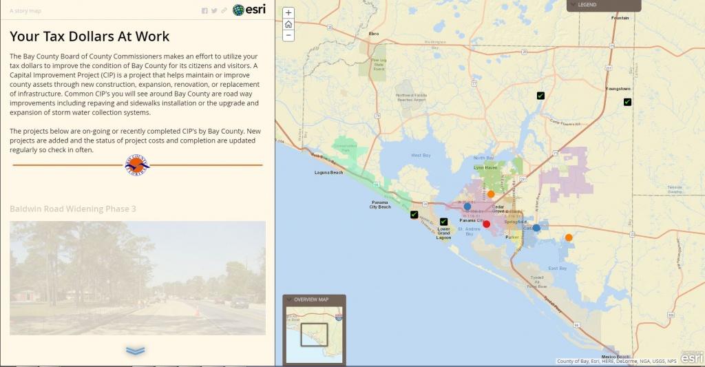 Nwfl Gis User Group Digital Media Spring 2016 | University Of West - Bay County Florida Parcel Maps