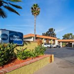 Oceanside Inn, Ca   Booking   Map Of Best Western Hotels In California