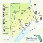 Ochlockonee River State Park - Camping - Places To Stay - Carrabelle - Carrabelle Florida Map