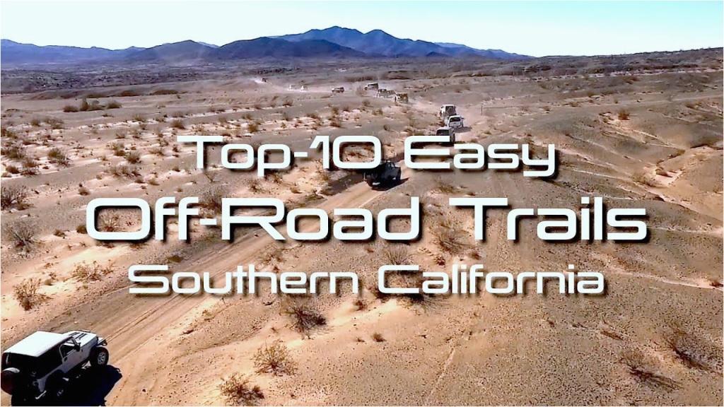 Off Road Maps California | Secretmuseum - Off Road Maps Southern California