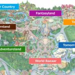 Official]Map Tokyo Disneyland - Printable Disneyland Park Map