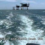 Offshore Fishing Galveston Texas   Youtube   Texas Oil Rig Fishing Map