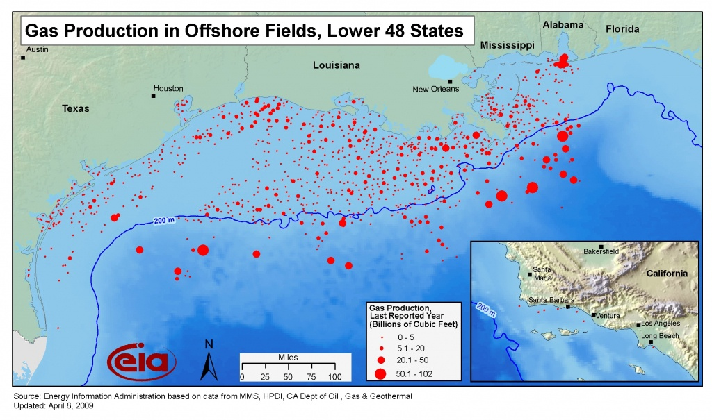 Oil And Gas Maps - Perry-Castañeda Map Collection - Ut Library Online - Map Of Drilling Rigs In Texas