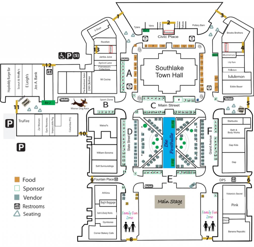 Oktoberfest Home - Southlake Chamber Of Commerce , Tx - Southlake Texas Map
