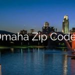 Omaha Zip Code Map | 48 Zip Codes In Omaha, Nebraska   Printable Map Of Omaha With Zip Codes