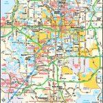 Orlando Florida Area Map Image Vectorielle De Stock (Libre De Droits   Map Of Orlando Florida Area