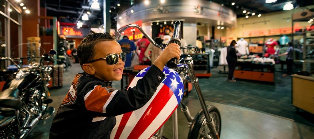 Orlando Harley-Davidson®   Disney Springs - Harley Davidson Dealers In Florida Map
