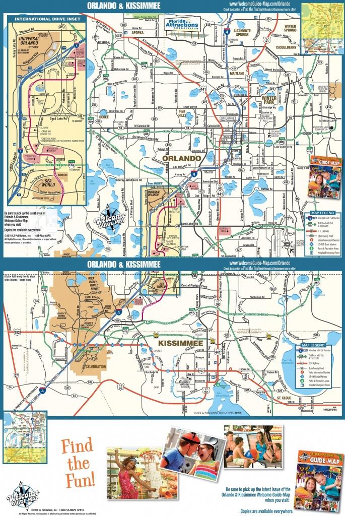 Orlando Maps   Florida, U.s.   Maps Of Orlando - Road Map Of Orlando Florida