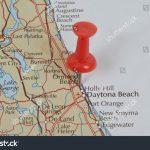 Ormond Beach Florida Volusia United States Stock Photo (Edit Now   Map Of Crescent Beach Florida