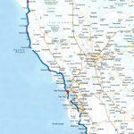 Pacific Coast Part 2 Inside California Coast Highway 101 Map – Map   California Pacific Coast Highway Map
