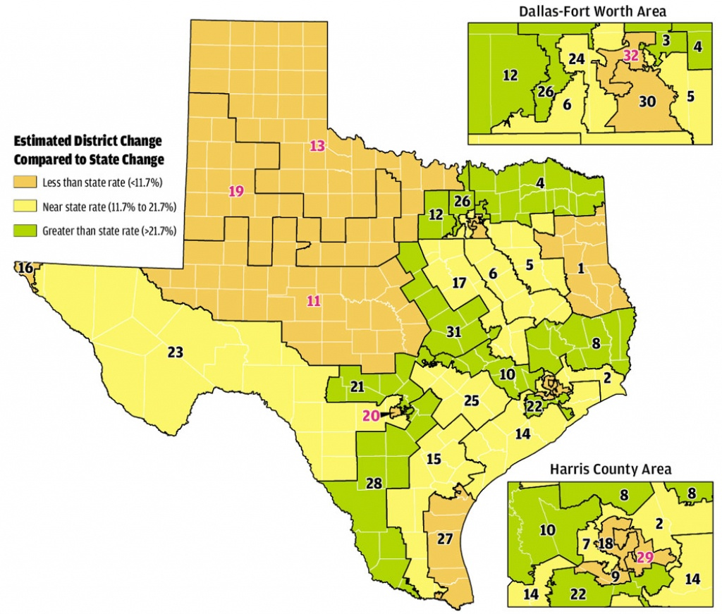 Paintingnumbers: It's Redistricting Time Again! Wherein We - Texas Senate District Map