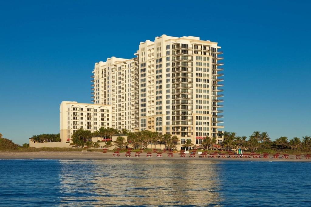 Palm Beach Marriott Singer Island Beach Resort & Spa - Updated 2019 - Singer Island Florida Map