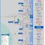 Palm Tran Bus Service   Wellington Florida Map