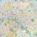 Paris Map   Detailed City And Metro Maps Of Paris For Download   Paris City Map Printable