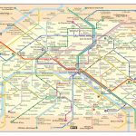 Paris Metro Maps Plus 16 Metro Lines With Stations   Update 2019   Map Of Paris Metro Printable