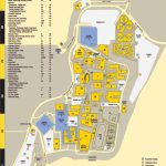 Parking/directions/campus Map | Cal State La   California University Of Pa Campus Map
