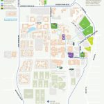 Parking, Maps And Directions To Venues   Events   School Of Arts And   Printable Maps For School