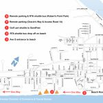 Parking & Shuttles | Texas Sandfest   Map Of Hotels In Port Aransas Texas
