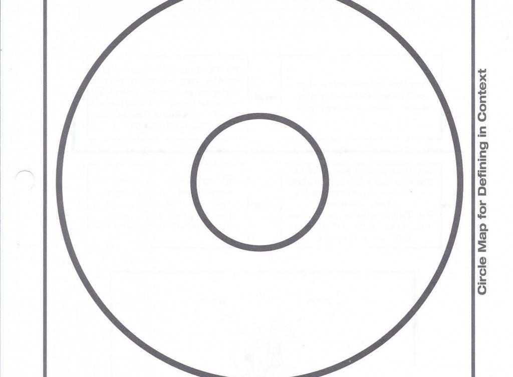 Part 158 Ageorgio - Free Printable Circle Map Template