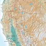 Pct Maps   Backpacking Maps California