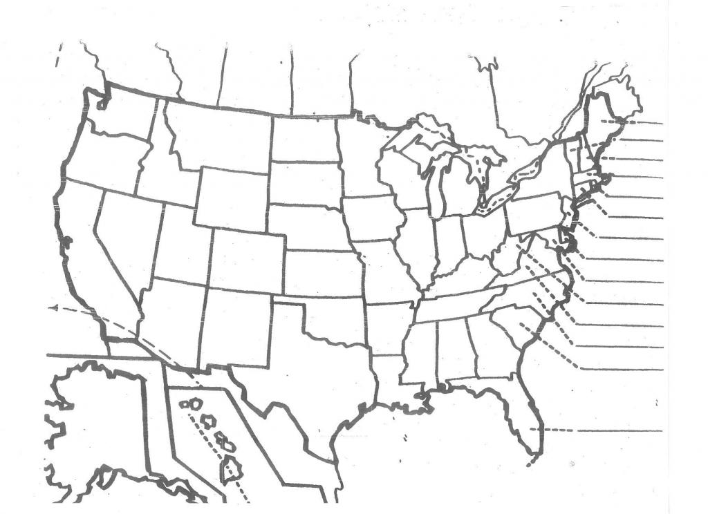 Pdf Printable Us States Map Beautiful United States Map Printable - Usa Map Printable Pdf