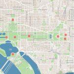 Philadelphia Tourist Map Best Of Washington D C Printable Tourist   Philadelphia Tourist Map Printable
