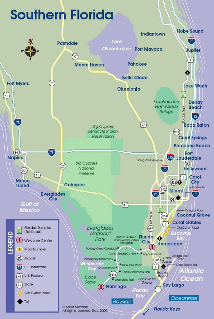 Photo Home Site: Florida Keys Map - Cypress Key Florida Map
