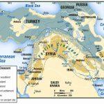 Physical Map Of Fertile Crescent   Google Search   Mesopotamia   Fertile Crescent Map Printable