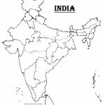 Pinarchna Gulati On Prints | India Map, Asia Map, Map   Blank Political Map Of India Printable