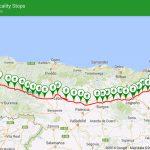 Pinay Pilgrim: Guides, Books And Apps For The Camino De Santiago   Printable Map Of Camino De Santiago