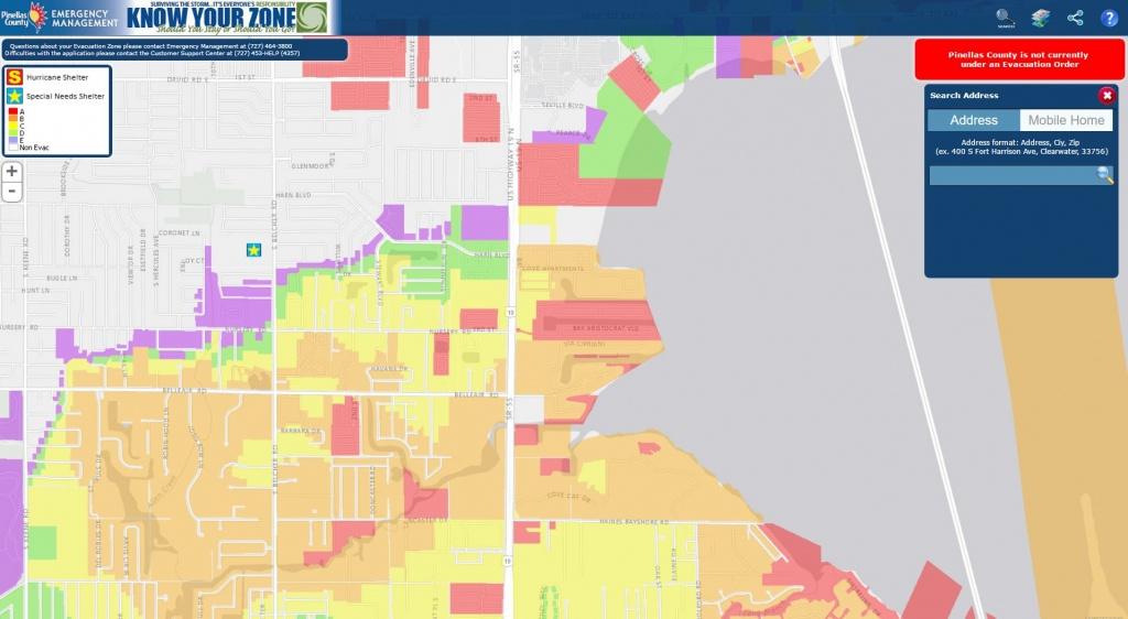 Pinellas County Enterprise Gis - City Map Of Palm Harbor Florida
