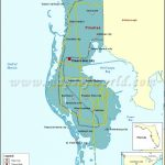 Pinellas County Map | Usa States County Maps | County Map, Map - Map Of Pinellas County Florida