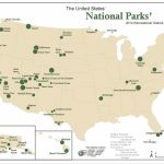 Pineona Britta On Will One Day Go | List Of National Parks   Printable Map Of National Parks