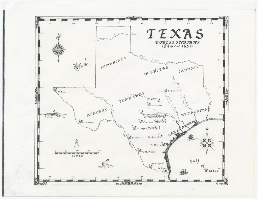 Pinjimmy Williamson On Thomason Special Collections And Shsu - Native American Reservations In Texas Map