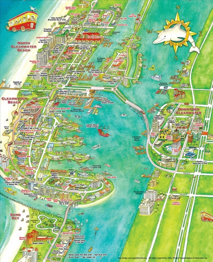 Pinkimberly Win On Florida In 2019   Florida Vacation - Clearwater Beach Florida Map