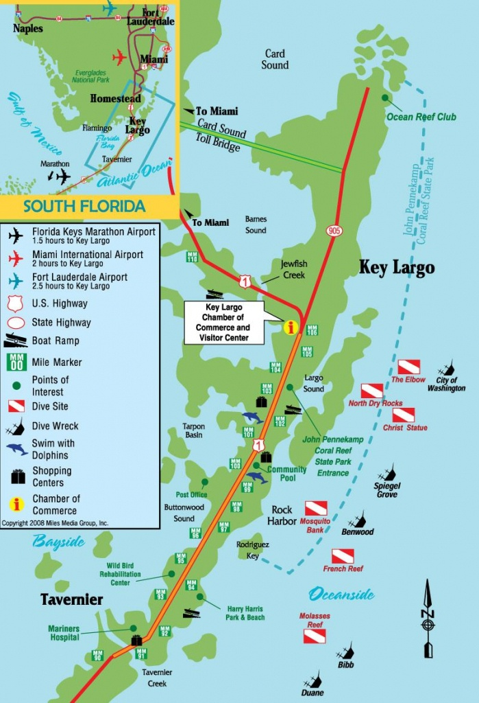 Pinterry Vercellino On Key Largo | Key Largo Florida, Florida - Florida Keys Snorkeling Map