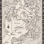 Pintess Richardson On Fictional Places & Spaces In 2019 | Game   Printable Map Of Westeros