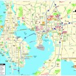 Pocket Map - Map Of Tampa Florida And Surrounding Area