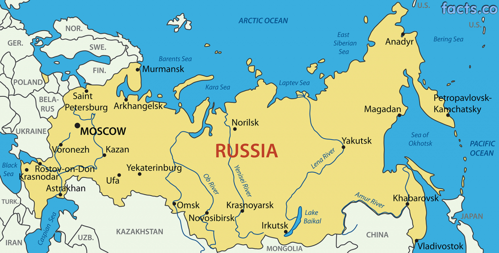 Podobny Obraz | Maps | Russia Map, Russia Og Map - Russia Map Outline Printable