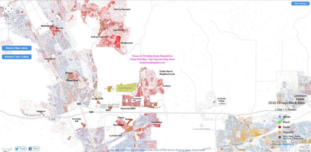 Politics Indian Desis In San Ramon Dublin Pleasanton And California - Map Of Dublin California Area