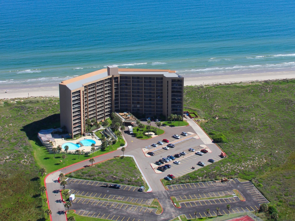 Port Aransas Beachfront Resorts | Portaransas-Texas - Map Of Hotels In Port Aransas Texas
