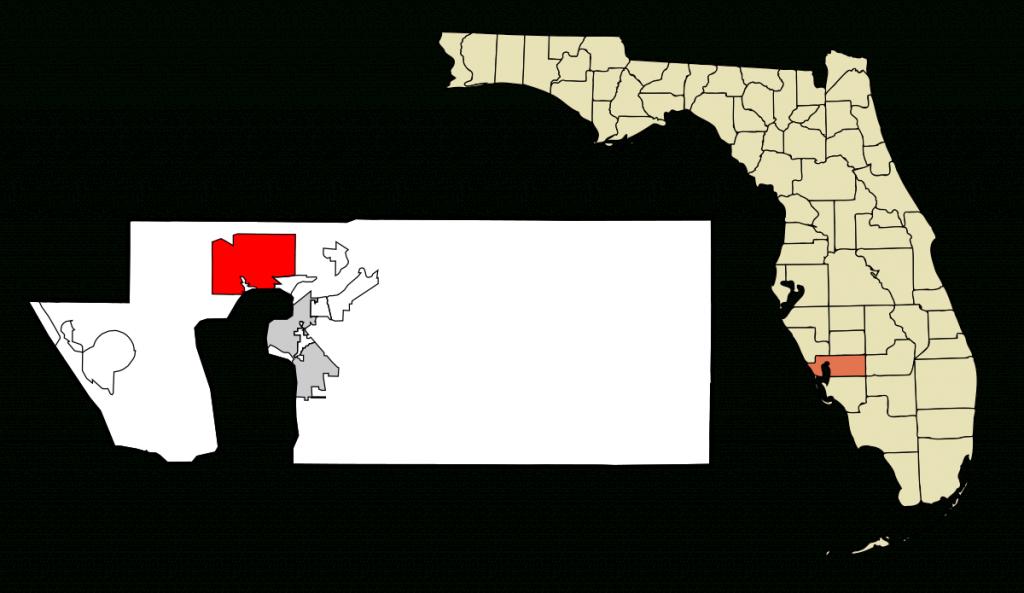 Port Charlotte, Florida - Wikipedia - Shell Point Florida Map