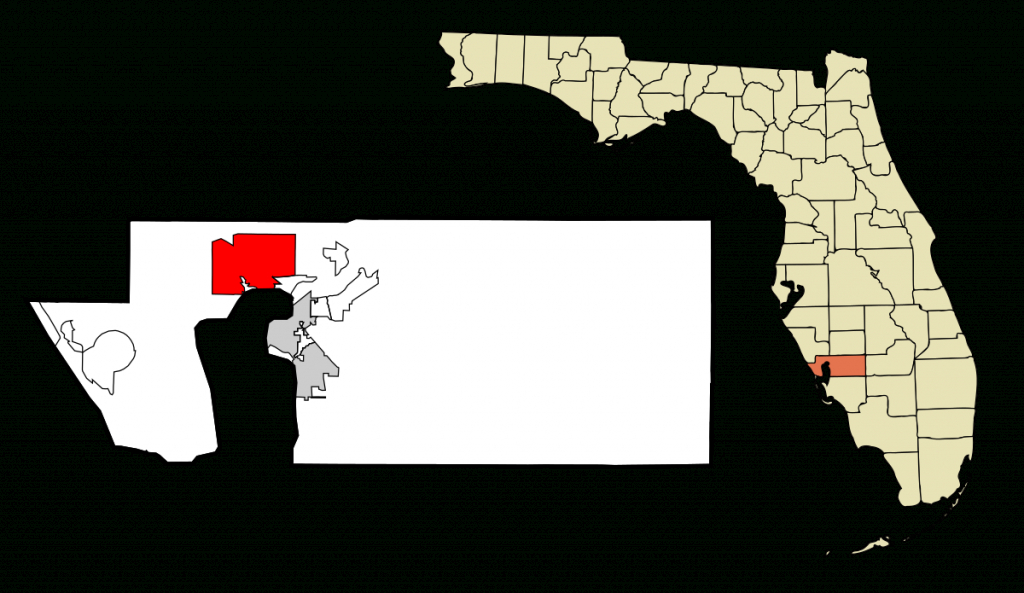 Port Charlotte, Florida - Wikipedia - Where Is Northport Florida On The Map