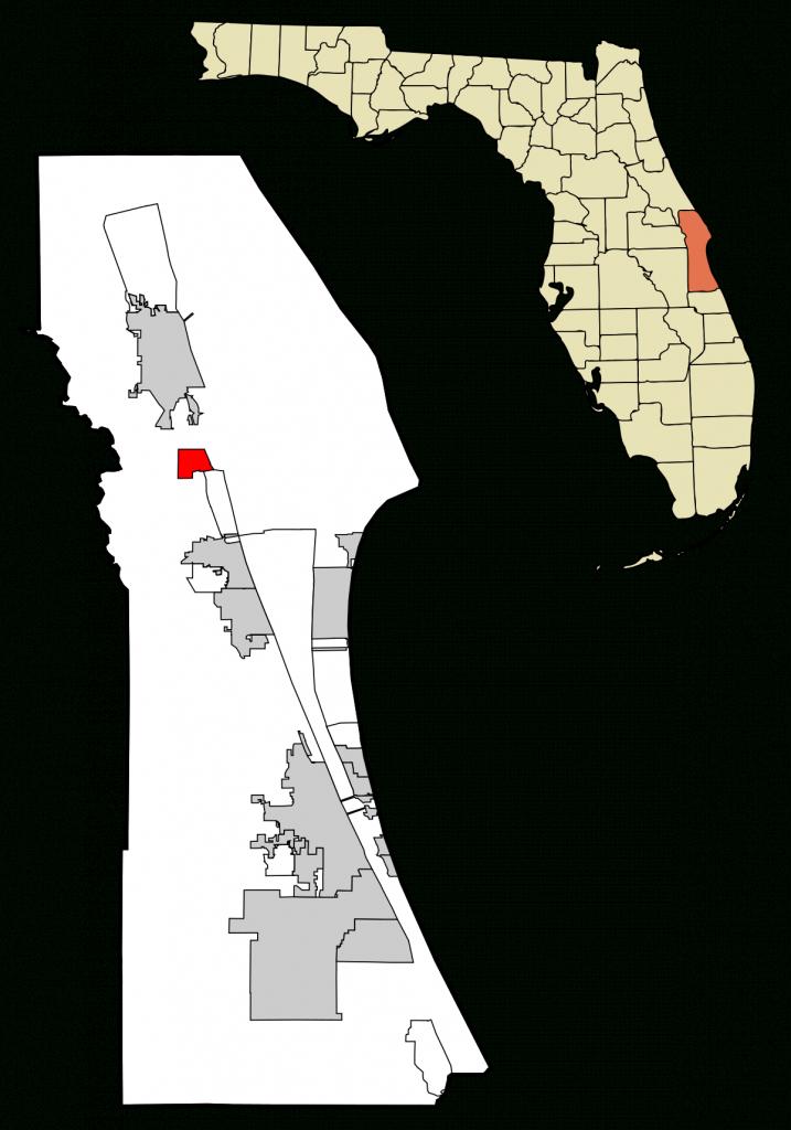 Port St. John, Florida - Wikipedia - St Johns Florida Map