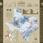 Poster Gallery Winners   2016 Texas Gis Forum | Tnris   Texas   Texas Gis Map
