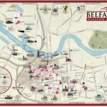 Pretty Useful Map Co. | Beautifully Illustrated Map Guides – Belfast Map   Belfast City Centre Map Printable